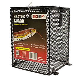 Rectangular Heater Guard