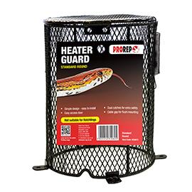Round Heater Guard