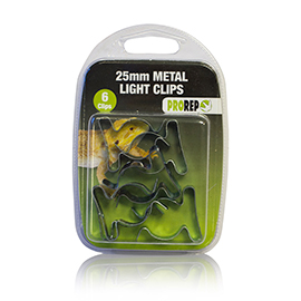 Metal Light Clips 6 Pack