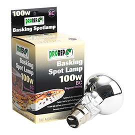 Basking Spotlamp