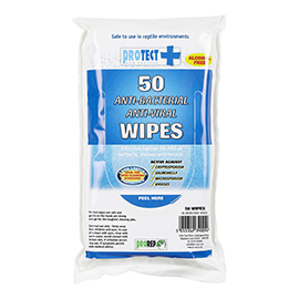 ProTect 50 Hand & Surface Wipes
