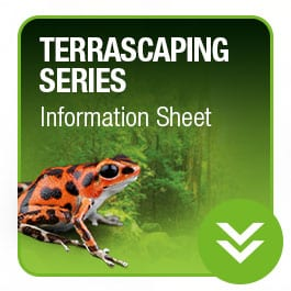 ProRep Terrascaping Series Information Sheet Download